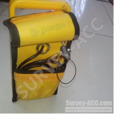 New Trimble Alpha Battery Case Box 13862 with Assemble Screws and Cable and no Hardware cells