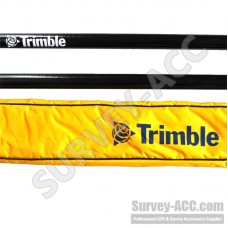 Brand New Two Section Telescopic Fiber GPS pole for Trimble surveying instrument