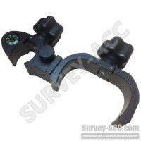 ALUMINIUM BRACKET AND CRADLE WITH COMPASS FOR TSC2 300X 500X