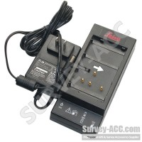 Leica GKL112 Charger for GEB121 GEB111 Battery Leica total stations