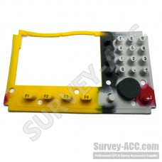 Leica TS06 Rubber Keyboard, Keypad for Total Station