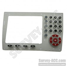 Leica TS09 Rubber Keyboard, Keypad for Total Station