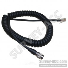 5801-01 - SDR-33 CABLE for total station to SDR33 cotroller